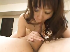 Japanese auntie gets dirty