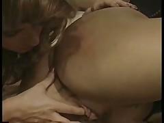 Horny couple & man