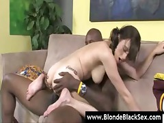 Blacks On Blondes - Hardcore Interracial Fucking 21