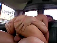 Tempting big ass slut rides