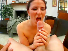 Spunky gal craves cock meat
