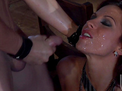 Teacher Kirsten Price  being double penetrated