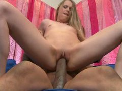 Interracial banging with monster dick and Anna Steven