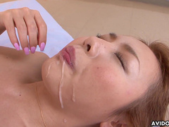 Innocent dolly Yume Kimino gets banged in her cute ass