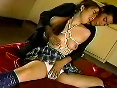 Hardcore sex with alluring beauty