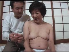 Japanese mature takes toys