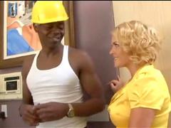 Satin blouse slut cuckolds hubby