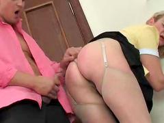 He ass fucks the maid