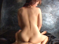 Innocent babe Mei Itoya gets hardcore fucked in her puss