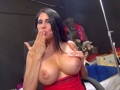 Sheila Marie gets drilling by big black dude