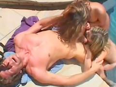 Serena fuck with slutty beauty Tyla Wynn