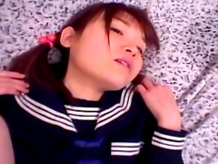 Japanese babe Manami Yuki is fucking with small dick