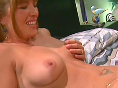 Two MILF are fucking with boss in the office