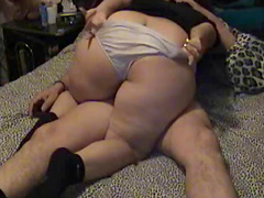 BBW foreplay with boyfriend