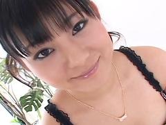 Japanese beauty Rin Mizusaki is getting fucked