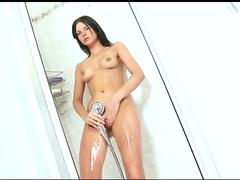 Wet hot body showers
