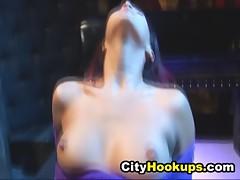 Wild Punk Sex Slave Girl Got Anal Fucked