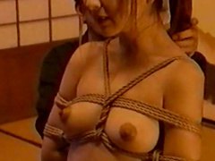 Sweet Asian babe is riding on the hot dong