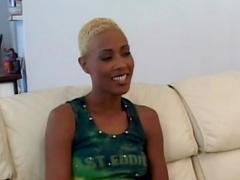 Ebony Cheba suck dick of hardcore Julian St Jox