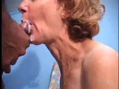Big dick bones blonde mature