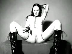 Erotic art goth film noir pornographic softcore movie