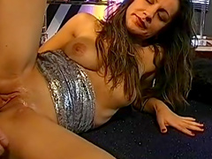 Angie and Mila are two cum-swallowing hookers