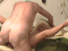 Bart fuck sexy cutie blonde and cumming in mouth
