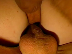 Steffi making a blowjob and swallowing delicious cum
