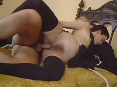 Full length fuck film with naughty nuns