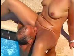 Girls in beach hardcore sex
