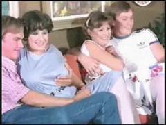 Vintage hardcore sex with cuties