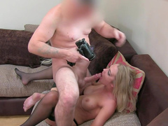 Xena is sucking a truly nice hard dick
