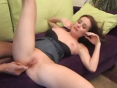MILF Ginger Lea does Anal