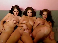 Triplets Webcam Show
