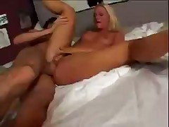 Alexis Malone fucked in bed