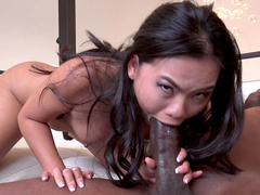 Cindy Starfall fuck with black Mandingo
