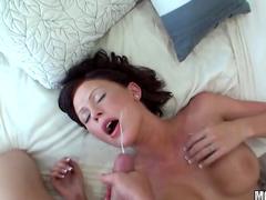 Incredible busty pornstar nailed