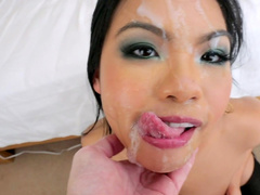 Jonni Darkko fucks face of Cindy Starfall
