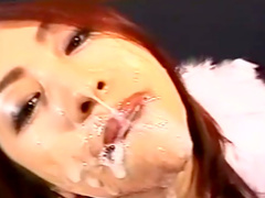 Asian ladies are having gorgeous oral sex