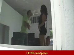 Pervs On Patrol Spy sexy women sucking and fucking 18