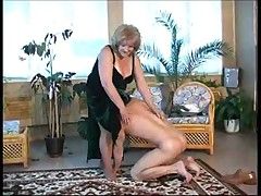 Russian mature Louisa