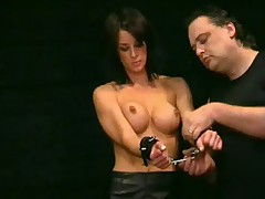 Spanking Submissive Daniella