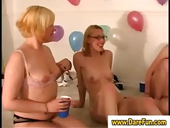 Real amateur oral party games