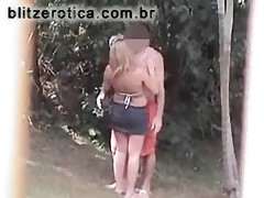 SpyCam - During the party making a blowjob