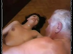 Old Dad Forced Rough sex with young Daughter as a Punishment