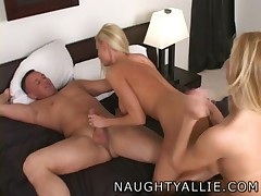 Naughty Allie - HE WASN T DREAMING