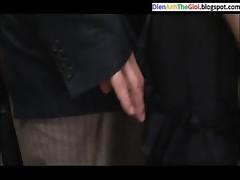 Tokyo Train Girls Private Lesson 3
