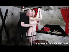 video porno femme soumise sandy sm bdsm 161211 shibari