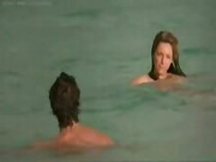 Kelly Brook In Survival Island