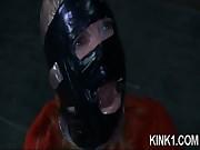 Dark Creepy Bondage Fun